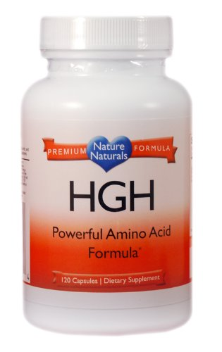 HGH Extreme with High Absorbancy Amino Acids, 120 caps -- Super High Potency - UltraFast Absorbing