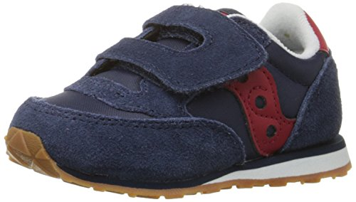 SAUCONY junior sneakers basse ST53512 BOYS BABY JAZZ HL 30 Blu - rosso
