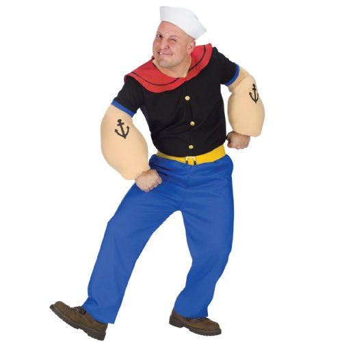 Fun World Costumes Popeye Costume