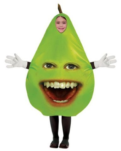 Annoying Orange Child Pear Costume