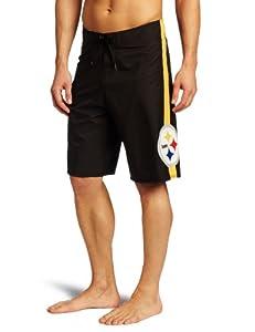 Quiksilver Men's Steelers Boardshort from SteelerMania