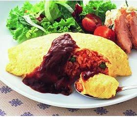 ふんわり卵のオムライス 1食250g