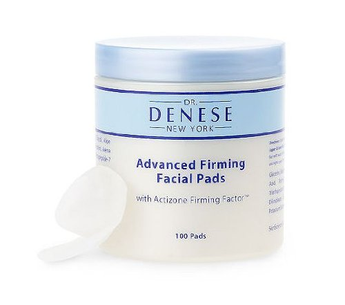 Dr. Denese Advanced Firming Facial Pads 100 Ct., with Actizone Firming Factor - 100 Pads