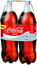 Comprar Coca-Cola - Light, Botella de Plástico 2 L (Pack de 2)