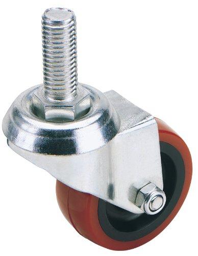 draper-50mm-dia-swivel-bolt-poliuretano-fissaggio-ruota-swl-50kg