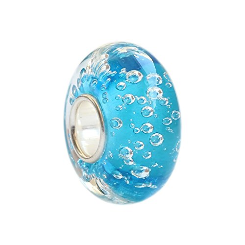beads-hunter-turquoise-hawaii-ocean-with-bubble-water-park-925-sterling-silver-core-murano-glass-bea