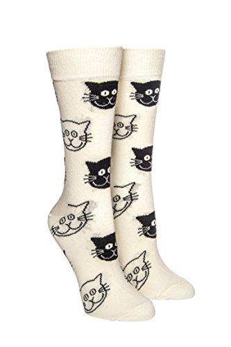 Cats Crew Sock