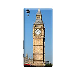 TransMute Premium Printed Back Case Cover With Full protection For Sony Xperia Z5 (Designer Case)