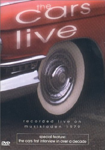 The Cars Live - Musikladen 1979 [DVD] [Import]