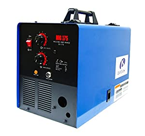 LOTOS MIG175 175Amp Mig Welder with FREE Spool Gun from Lotos Technology