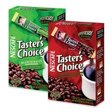 Nestle' USA : Coffee Sticks, Decaffeinated, .07 oz, 6/BX -:- Sold as 2 Packs of - 1 - / - Total of 2 Each