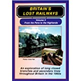 Britain's Lost Railways 3: Fens to the Highland - DVD - Transport Video Publishing