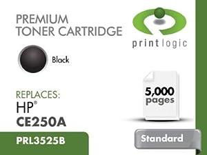 Printlogic Ce250A Black Cartridge