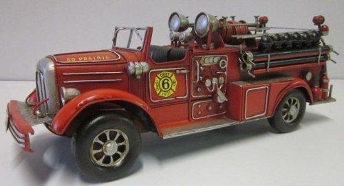 Mack-U.S, Fire 1952