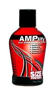 Size Matters Amplify Male Enhancement Cream, 4 Fluid Ounce