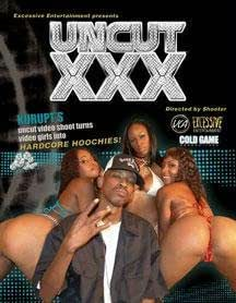 KURUPT - XXX UNCUT XXX RATED (DVD MOVIE)