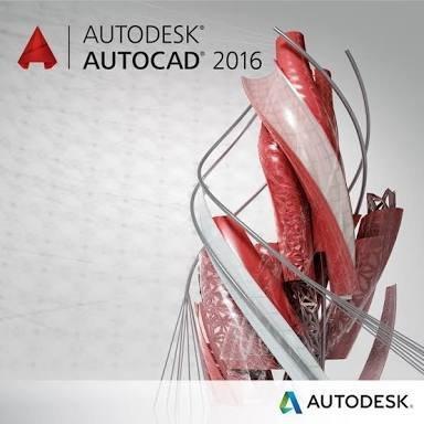 Autodesk AutoCAD 2016 - Windows and MAC