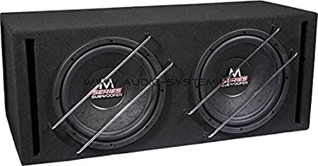 AUDIO SYSTEM MX 12 PLUS BR