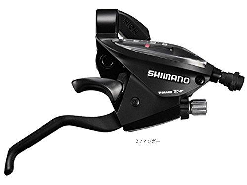 SHIMANO(シマノ) ST-EF510 ブラック 右レバーのみ 7S 2フィンガー ESTEF5102RV7AL