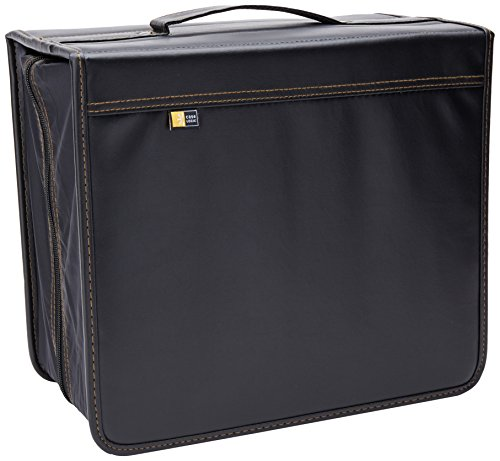 Case Logic DVB-200 200 CD/DVD and 92 Liner Note Capacity (Black) (Movie Case Storage compare prices)