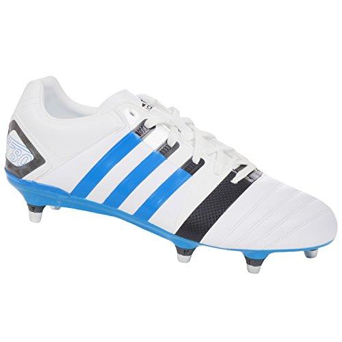 adidas, Scarpe da Rugby uomo Bianco bianco 11