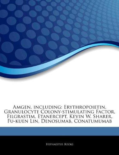 articles-on-amgen-including-erythropoietin-granulocyte-colony-stimulating-factor-filgrastim-etanerce
