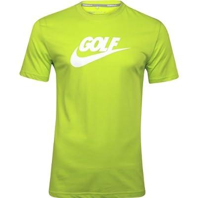 Nike Sport Verbiage Men's Golf T-Shirt