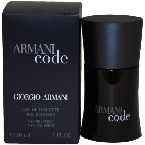 Armani Code by Giorgio Armani For Men. Eau De Toilette Spray 1-Ounce