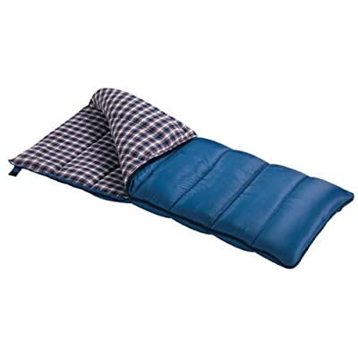 Wenzel Blue Jay 5-Pounds Rectangular Sleeping Bag (Blue)