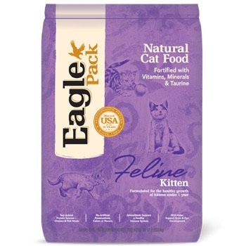 Natural Pet Food, Kitten Formula - 12-Pound Bag