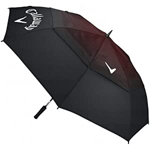 Callaway Mens 68 Tour Authentic Double Canopy Umbrella by Callaway