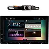 7 Inch Android 4.2 Dual-CPU 2din In-dash Car Video NO DVD Player With Gps 3g Wifi Ipod Rds Bt Multi-touch Capacitive...