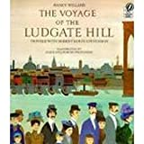 The Voyage of the Ludgate Hill: Travels with Robert Louis Stevenson (0152001190) by Willard, Nancy