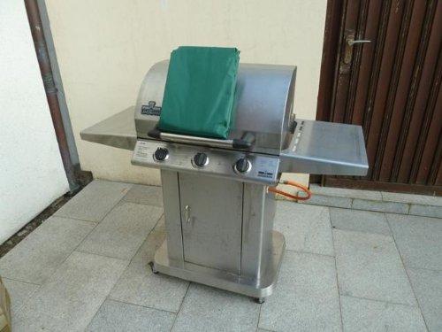 Premium Schutzhülle für Grill / Gartengrill 122x47x96 bestellen