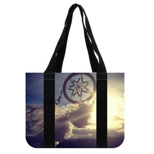 Custom Dreamcatcher Canvas 2 Sides Shopping Tote Bag GNB490