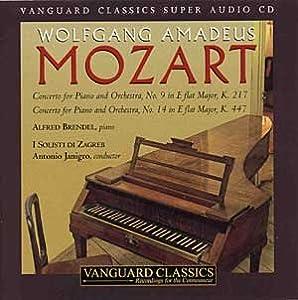Mozart: Piano Concertos Nos. 9 & 14