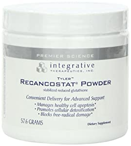 Integrative Therapeutics Recancostat Powder, 57.6 Grams 82 Servings