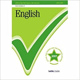 intermediate 2 english close reading past papers You are here: curricular area  english  past papers  download sqa past  papers here  you can download the adobe reader free of charge here.