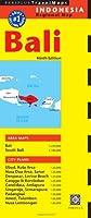 Periplus Travel Map Bali: Indonesia Regional Map