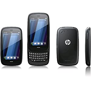 HP Palm Pre 3 Verizon 3G Global Smart Phone, 16GB Black, QWERTY Keyboard, Touch to Share with Your TouchPad