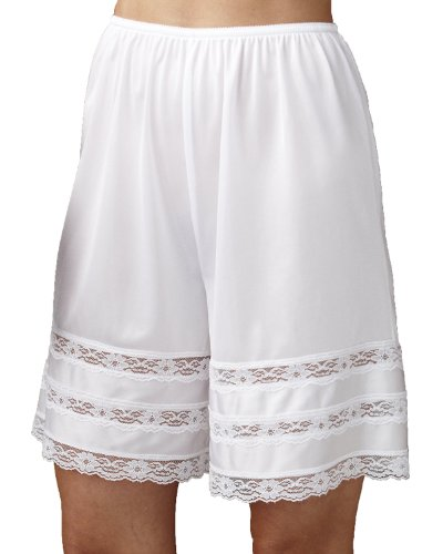 Velrose Snip-it Pettipants (3362), White, Large