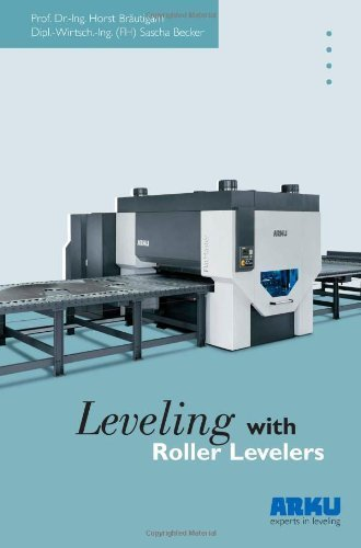 Leveling with Roller Levelers by Prof Dr.-Ing. Horst BrÀutigam (2009-08-27)