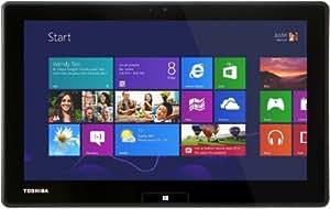 """Toshiba 10U Tablette Tactile 11.6 """" Intel Windows 8 Gris, Argent, Argent"""