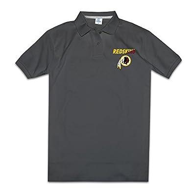 Men's Washington Redskins Kick Off Staff 2016 Casual Short Sleeve Polo T-shirt