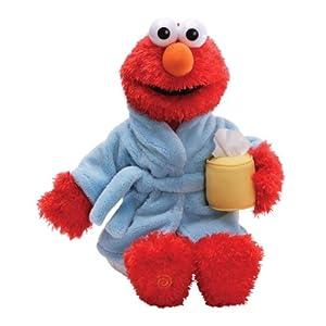 """Gund Sesame Street Everyday Feel Better Elmo 14"""" Toy"""