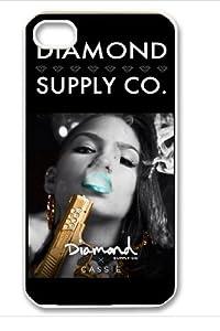 Diamond Supply Co Iphone 4/4s hard Case