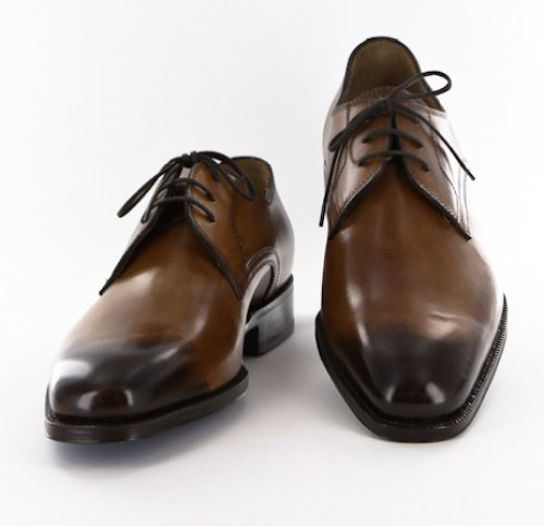 New Sutor Mantellassi Caramel Brown Shoes 7 56 5 Check
