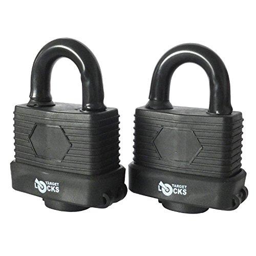 lot-de-2-cible-50-mm-heavy-duty-cadenas-impermeable-resistant-aux-intemperies-revetement-entierement