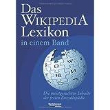 Das Wikipedia Lexikon in einem Band