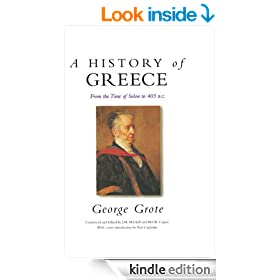 History of Greece: From the Time of Solon to 403 BC